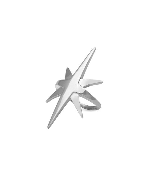FEDERICA TOSI - Metallic Comet Basic Ring - Lyst
