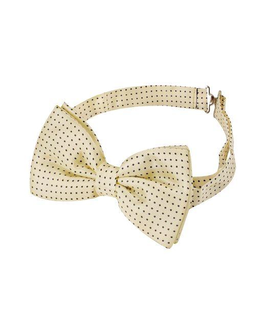 Forzieri - Multicolor Small Polkadot Pre-tied Silk Bowtie for Men - Lyst