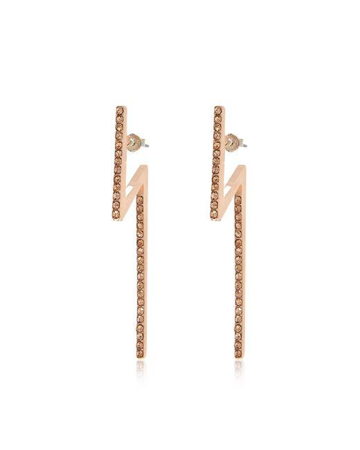 FEDERICA TOSI - Metallic Flash Earrings - Lyst