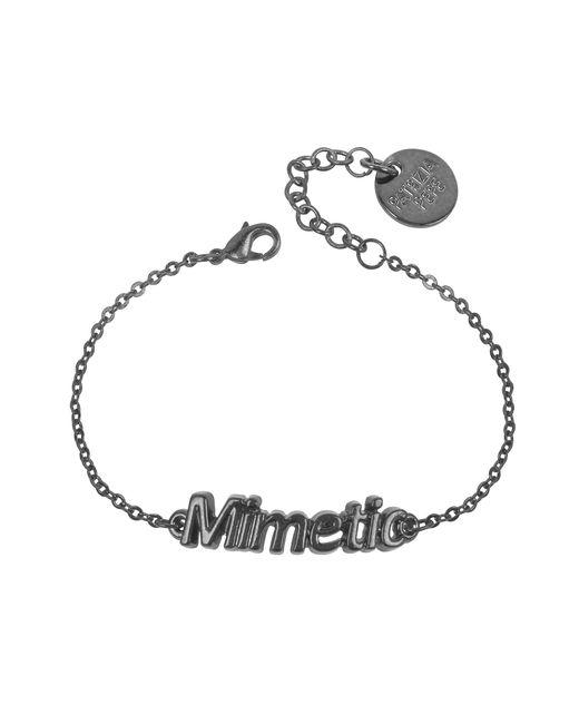 Patrizia Pepe | Black 'mimetic' Bracelet | Lyst