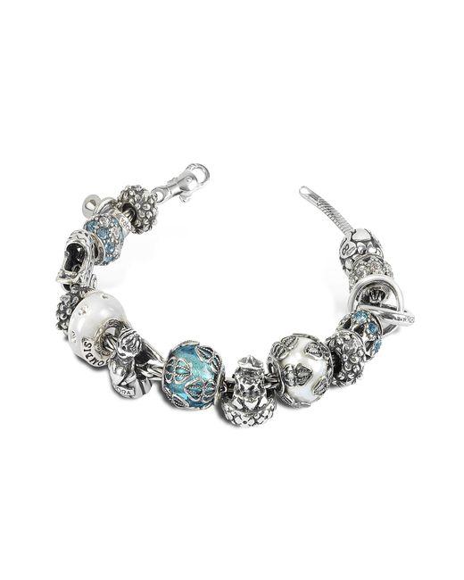 Tedora | Metallic Sterling Silver Special Moments Bracelet | Lyst