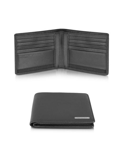 Porsche Design | Cl 2.0 - Black Genuine Leather Billfold | Lyst