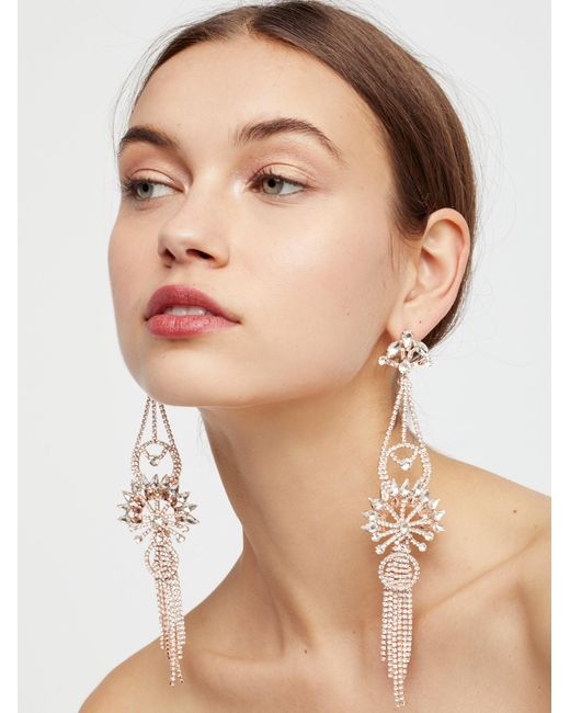 Free People | Multicolor Sky View Extreme Crystal Dusters | Lyst