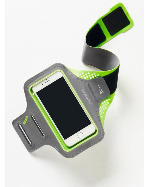 Free People   Green Sport Armband   Lyst
