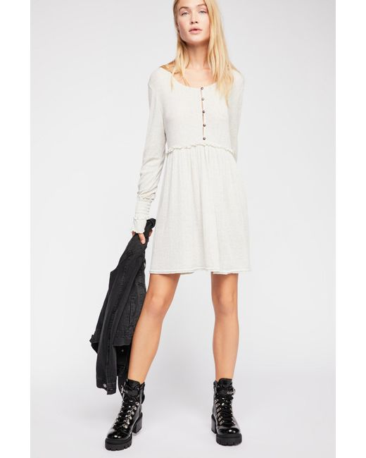 9323ffe389 Free People - White High Tides Mini By Fp Beach - Lyst ...