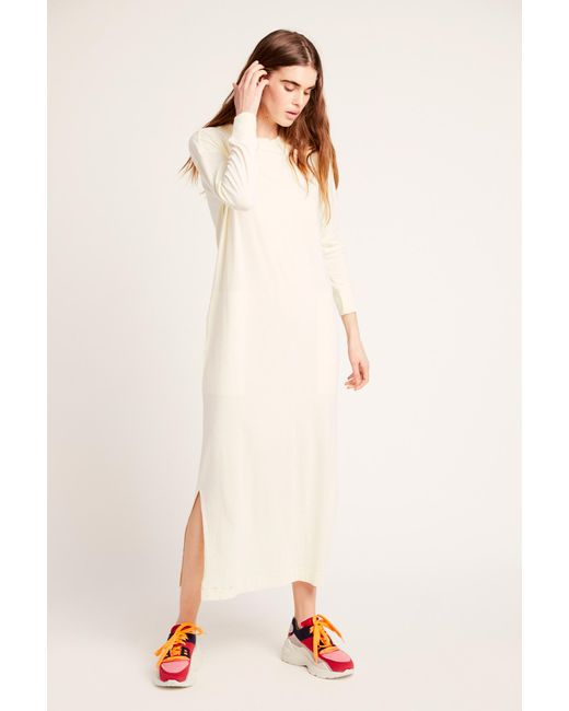 8c36dbe4f1 Free People - Multicolor Day Off T-shirt Midi Dress By Fp Beach - Lyst ...