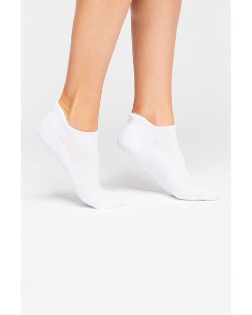 Free People - White Support Movement Sock - Lyst