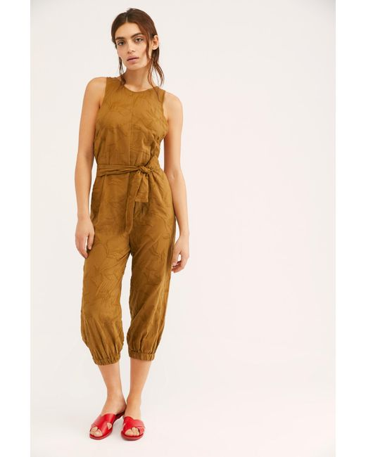 1cae26c78ef ... Lyst Free People - Multicolor Keys Jumpsuit By Jen s Pirate Booty ...