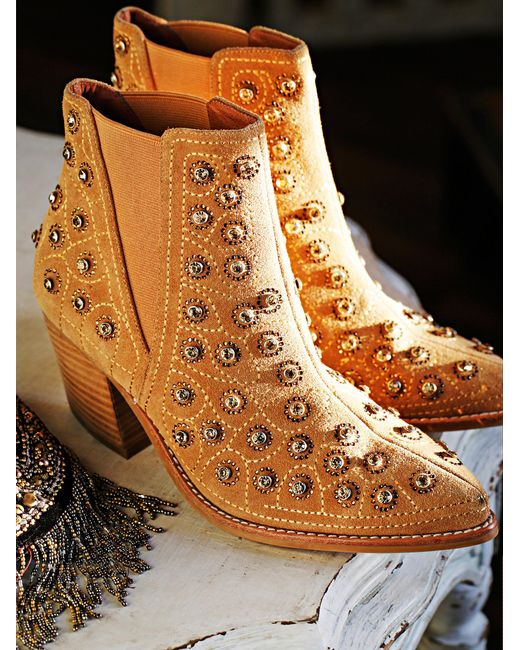 Free People | Natural After Dark Boot | Lyst