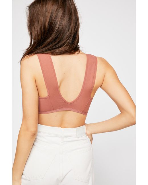 Free People - Multicolor Peyton Bralette By Intimately - Lyst