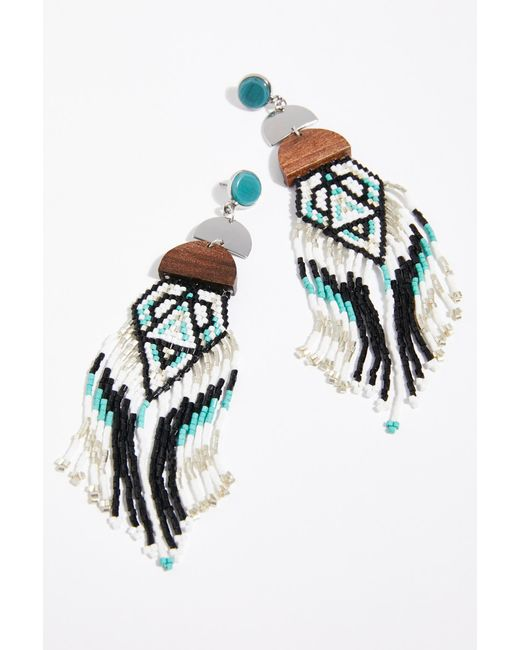 Free People - Black Maui Wowi Earring - Lyst