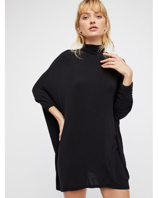 Free People | Black We The Free Terry Tee | Lyst