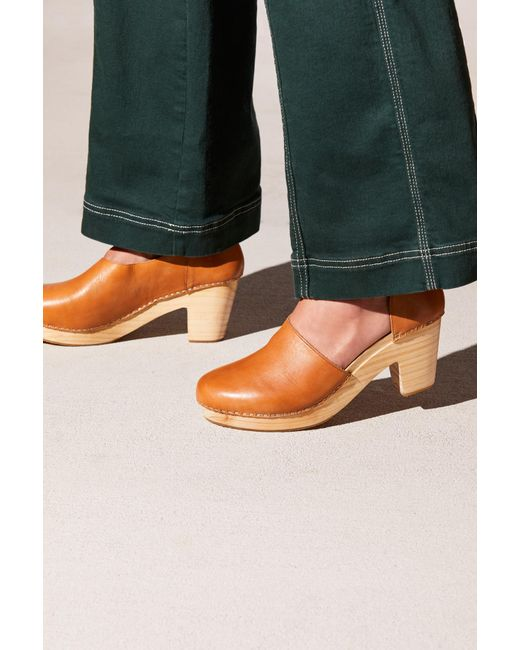 Free People - Multicolor Monroe Clog By Fp Collection - Lyst