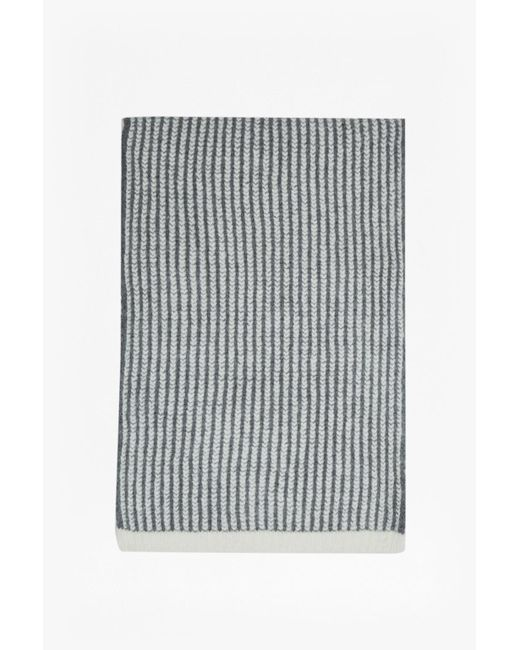 French Connection | Gray Joelle Scarf | Lyst