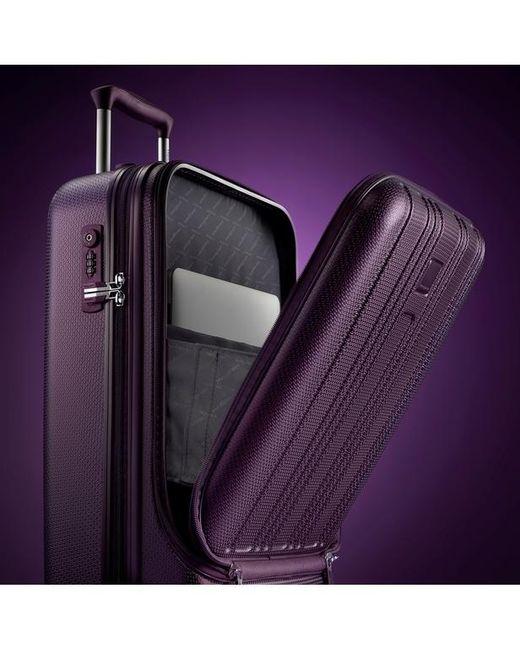 8785a58c3a ... Hedgren - Purple Valise cabine business 55 cm pure polycarbonate  BOARDING S - Lyst ...