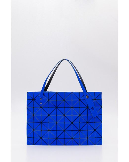 420054a3cd Bao Bao Issey Miyake - Blue Rock Lucent Frost Tote Bag - Lyst ...