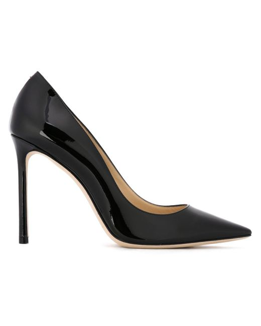 Jimmy Choo - Multicolor 'romy' Pointy Toe Pump - Lyst