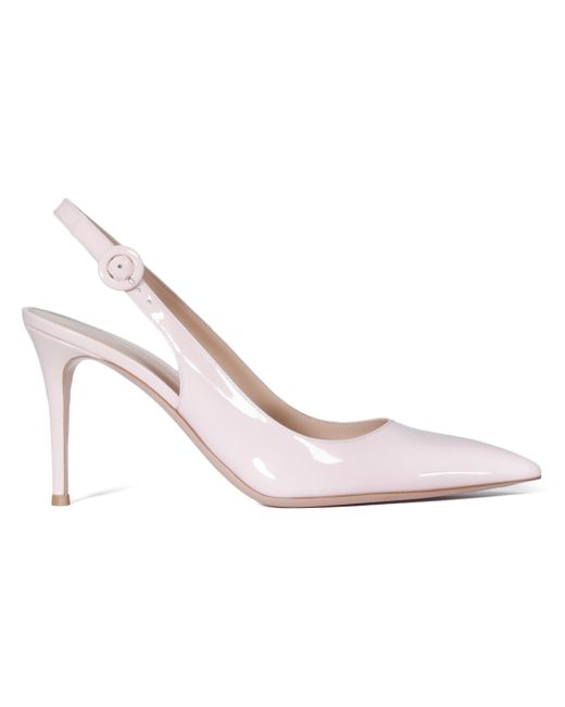 Gianvito Rossi - Pink Jackie Pumps - Lyst
