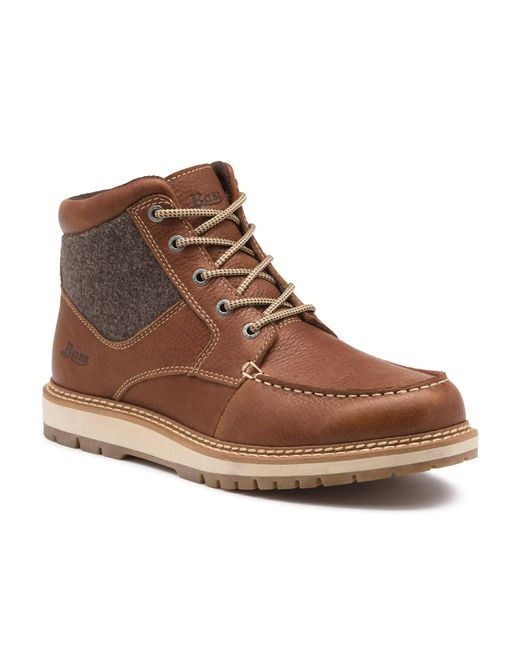 G.H. Bass & Co. | Brown Malcolm Boot for Men | Lyst