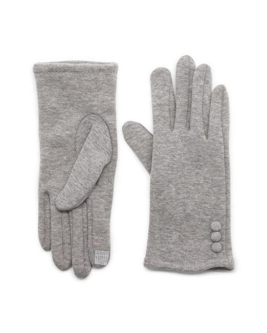 G.H. Bass & Co. | Gray Fleece Touch Glove | Lyst