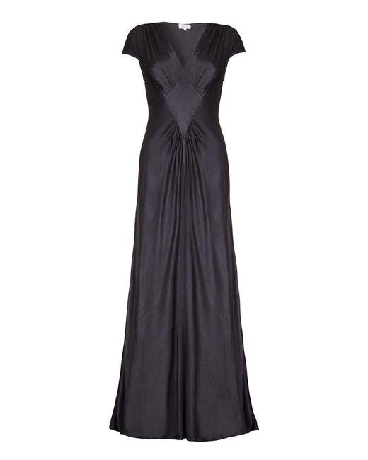 Ghost | Gray Iris Dress Charcoal | Lyst