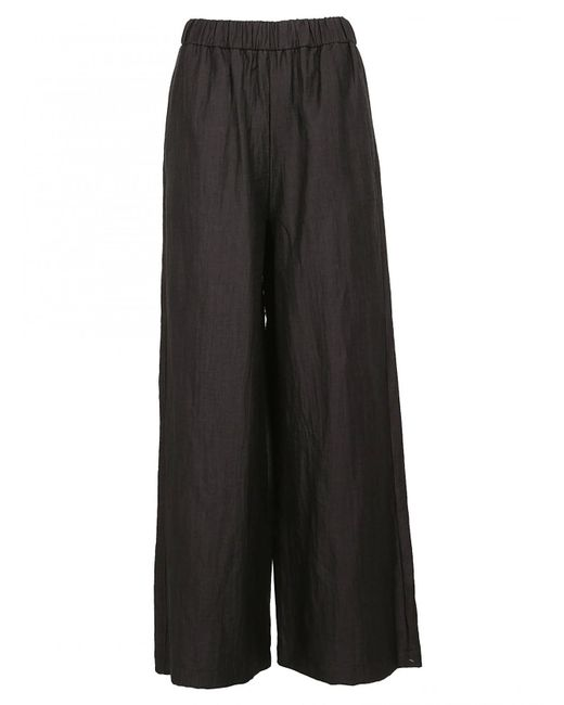 Negro Wide Lyst Negros Tosi Soft Federica Pantalones En Y7Ifgyb6vm
