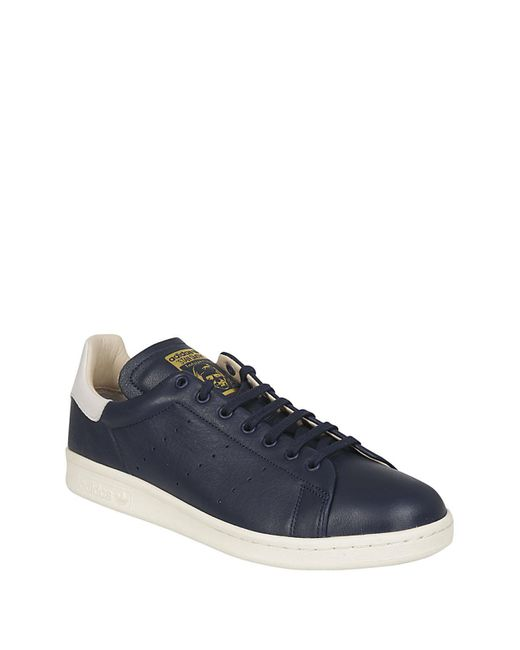 ca14b44e8c1a3b ... Adidas Originals - Blue ADIDAS ORIGINALS Sneaker stan smith blu for Men  - Lyst ...
