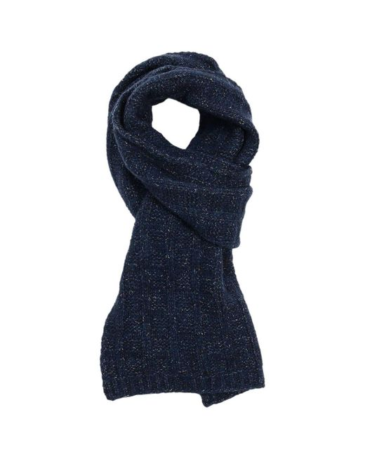 Brooksfield | Blue Scarf Men for Men | Lyst