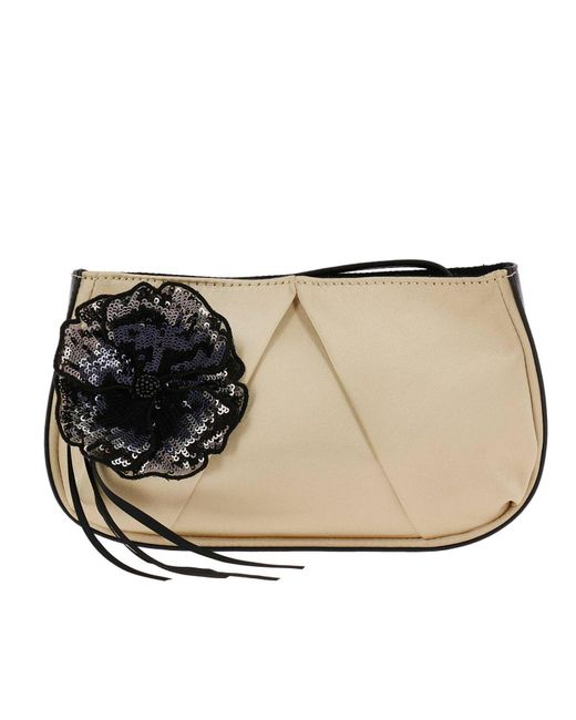 Pinko - Metallic Mini Bag Women - Lyst