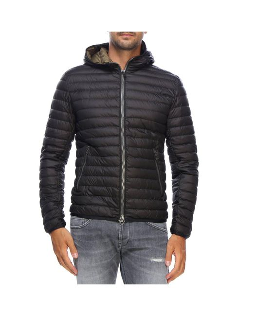 Colmar - Black Jacket Men for Men - Lyst