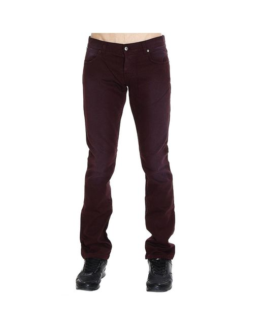 John Richmond | Purple Men's Jeans for Men | Lyst
