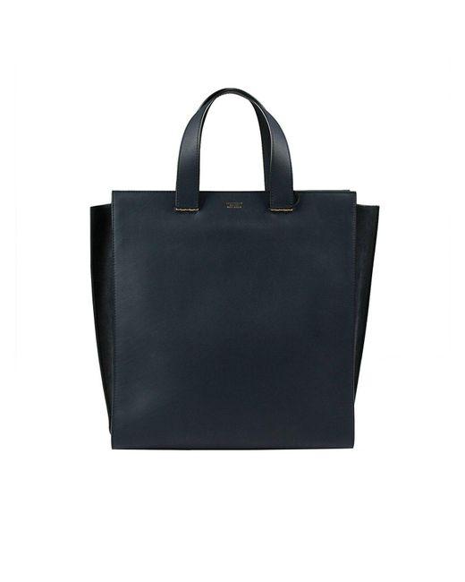 Giorgio Armani | Blue Women's Handbag | Lyst