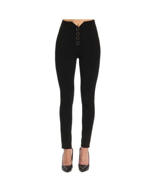 Patrizia Pepe - Black Pants Women - Lyst