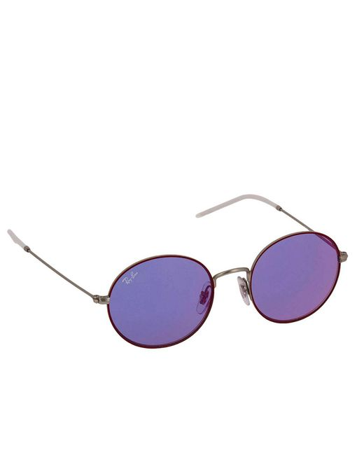 Ray-Ban - Purple Sunglasses Women - Lyst