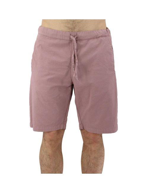 Champion x Paolo Pecora elastic waist shorts - Brown Paolo Pecora 59xZa