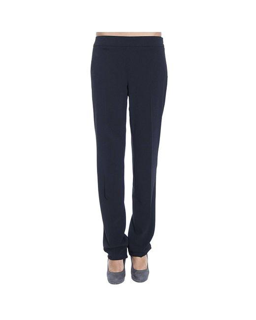 Armani | Black Giorgio Armani Women's Trouser | Lyst