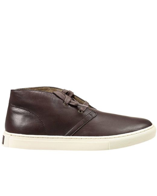 Polo Ralph Lauren | Brown Men's Sneakers | Lyst