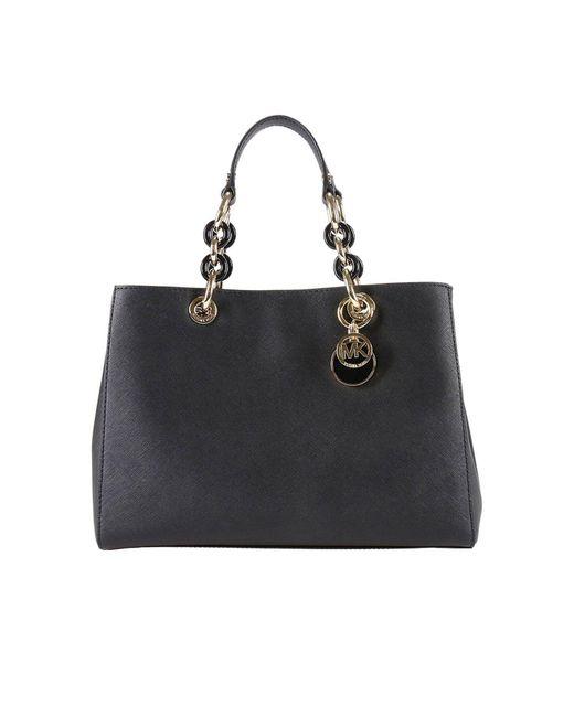 MICHAEL Michael Kors | Black Handbag Woman | Lyst