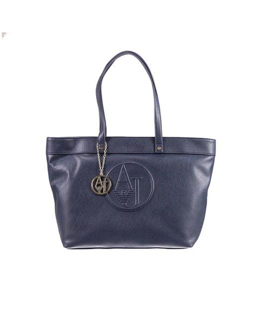 Armani Jeans | Blue Handbag Woman | Lyst