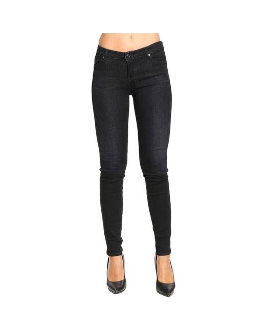 Armani Jeans | Black Jeans Women | Lyst