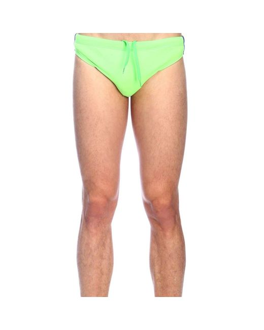 7f2d5ed411936 Sundek - Green Swimsuit Men for Men - Lyst ...