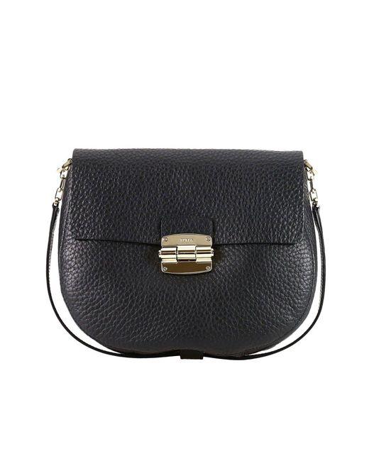 Furla | Black Crossbody Bags Shoulder Bag Women | Lyst