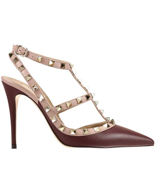 Valentino - Purple Heels Shoes Woman - Lyst