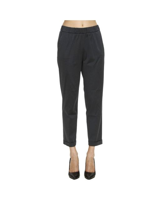 Fabiana Filippi | Blue Pants Women | Lyst