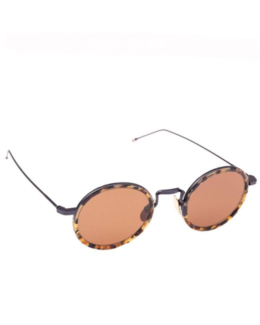 e44195969ab Thom Browne - Brown Sunglasses Women - Lyst ...