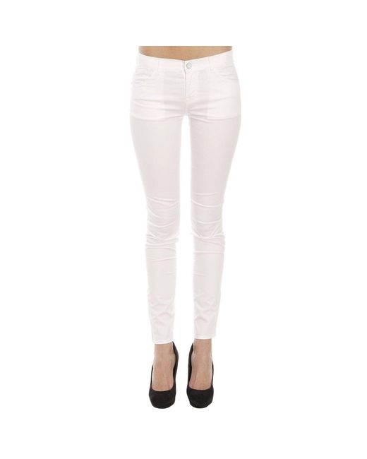 Armani Jeans - White Giorgio Armani Women's Jeans - Lyst