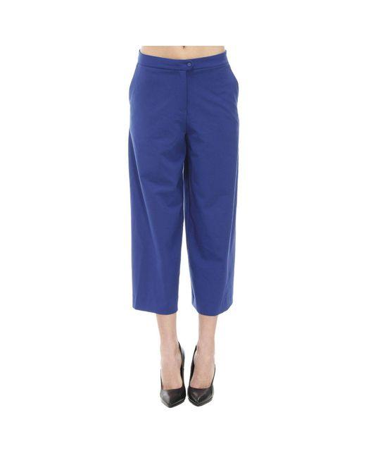Armani Jeans | Blue Giorgio Armani Women's Pants | Lyst