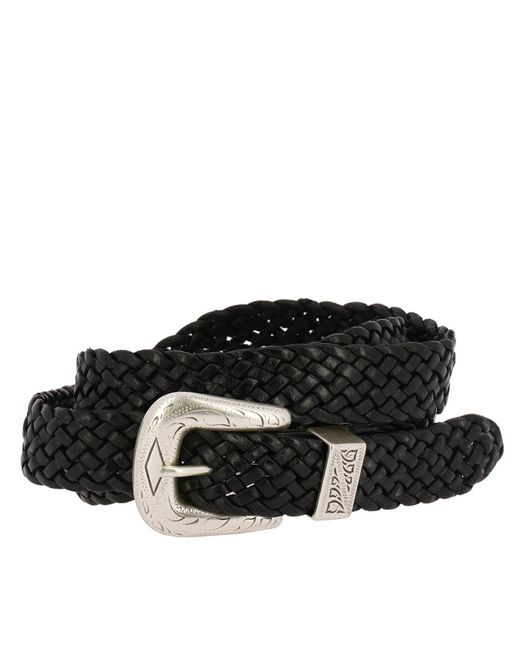 Eleventy - Black Belt Men for Men - Lyst