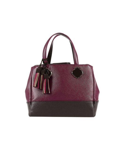 Maliparmi   Purple Crossbody Bags Women   Lyst
