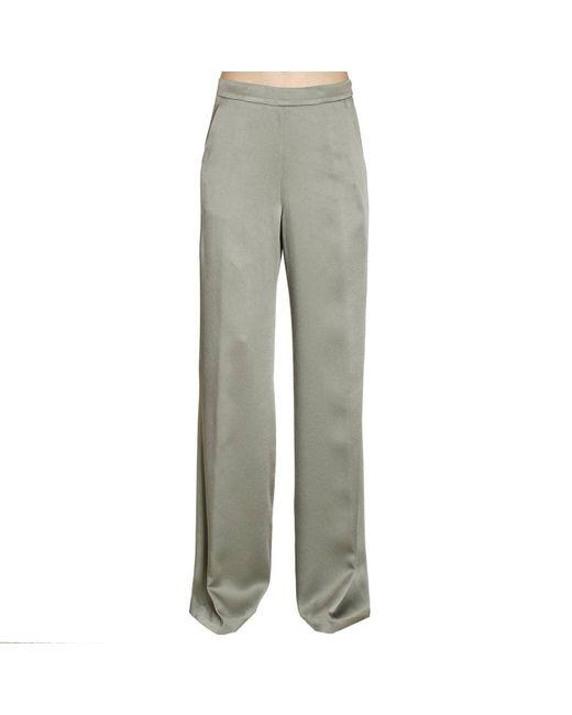 Etro - Green Pants Trouser Women - Lyst